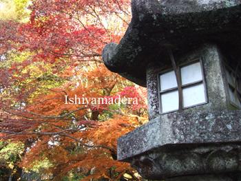 20091127-3毘沙門堂横灯篭.jpg